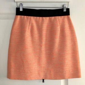 Milly tweed skirt